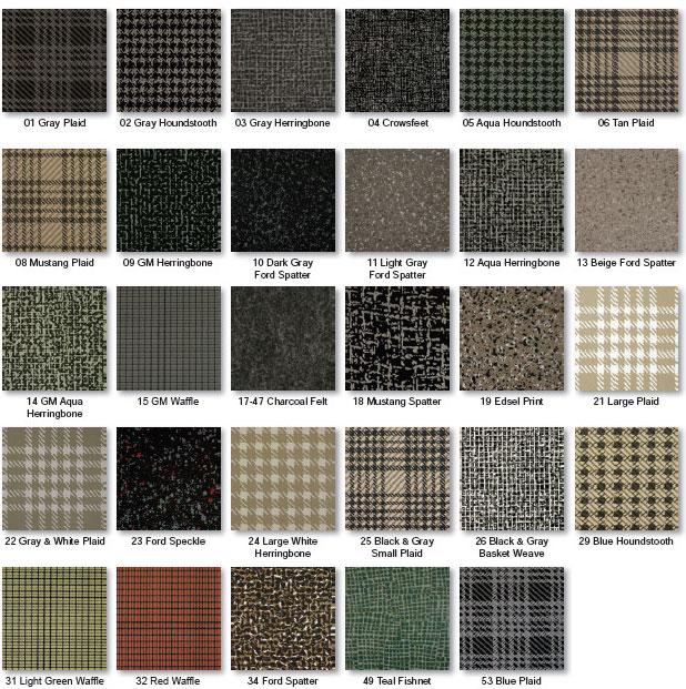 original auto interiors inc trunk mats. Black Bedroom Furniture Sets. Home Design Ideas